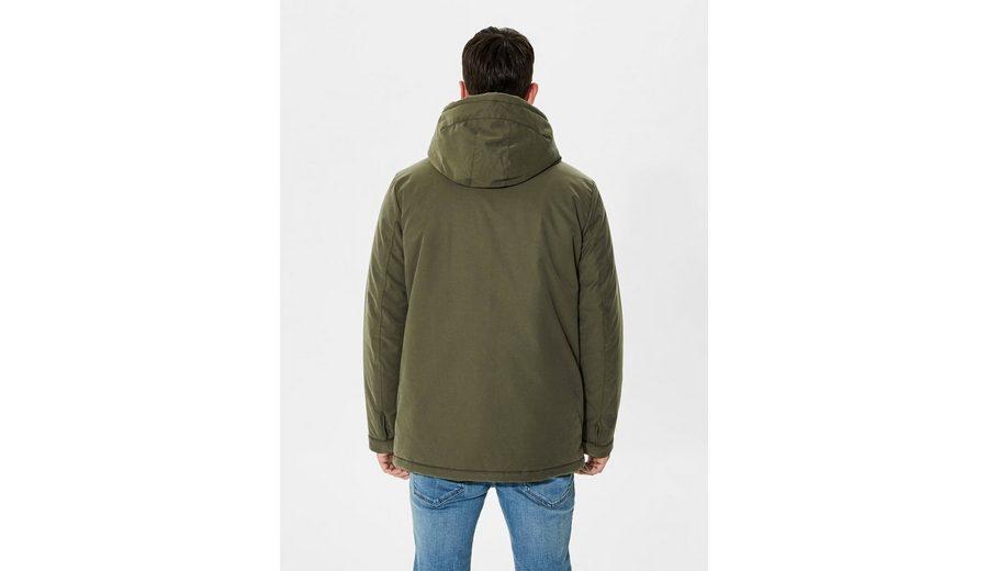 Selected Homme Warme Jacke Wählen Sie Einen Besten Günstigen Preis G09VpRW6R