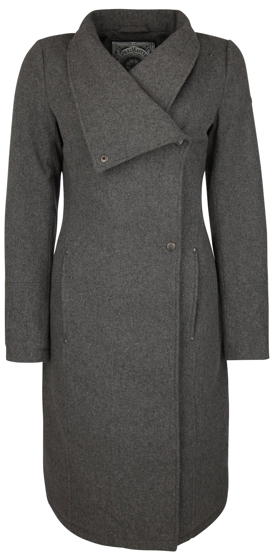 Damen DREIMASTER Mantel lang blau, braun, grau, grün, rot, schwarz | 04055179389827