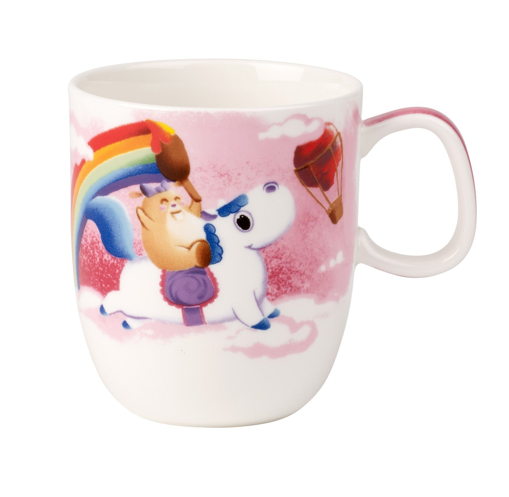 Villeroy & Boch Kinderbecher m.1 Henkel groß »Lily in Magicland«