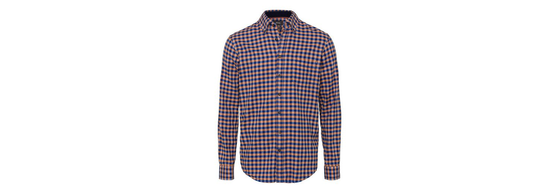 BRAX Style Dries Hemd mit Button Down-Kragen