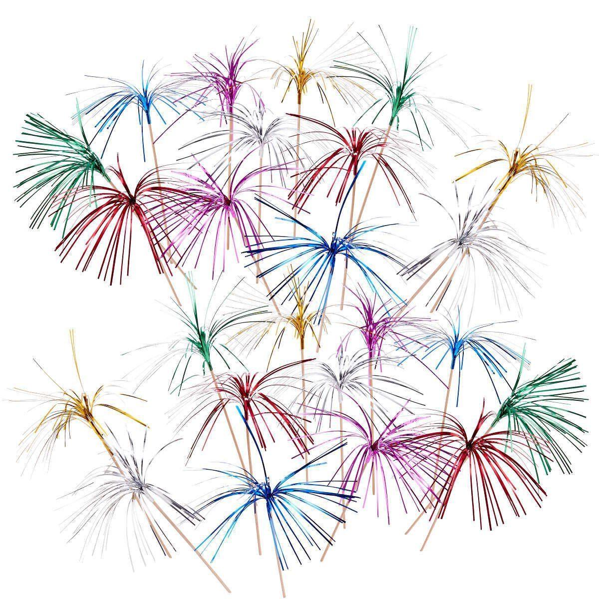 BUTLERS COCKTAIL »Glitter Sticks 24er-Set«