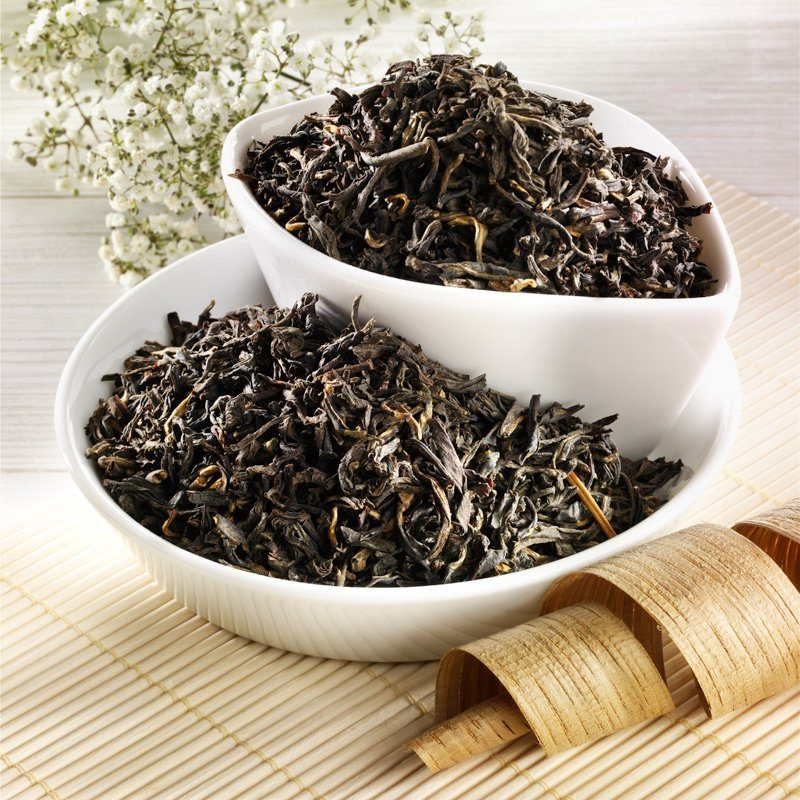 Rauf Tee China Yunnan Goldblatt