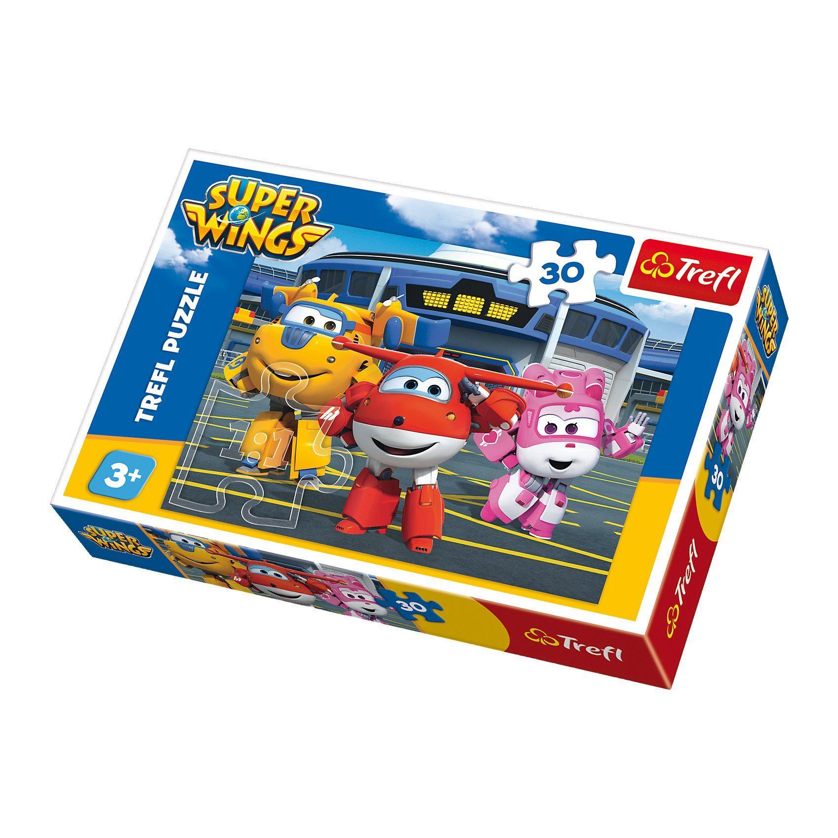 Trefl Puzzle 30 Teile - Super Wings
