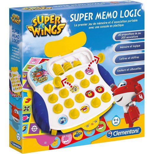 Clementoni® Super Memo - Super Wings