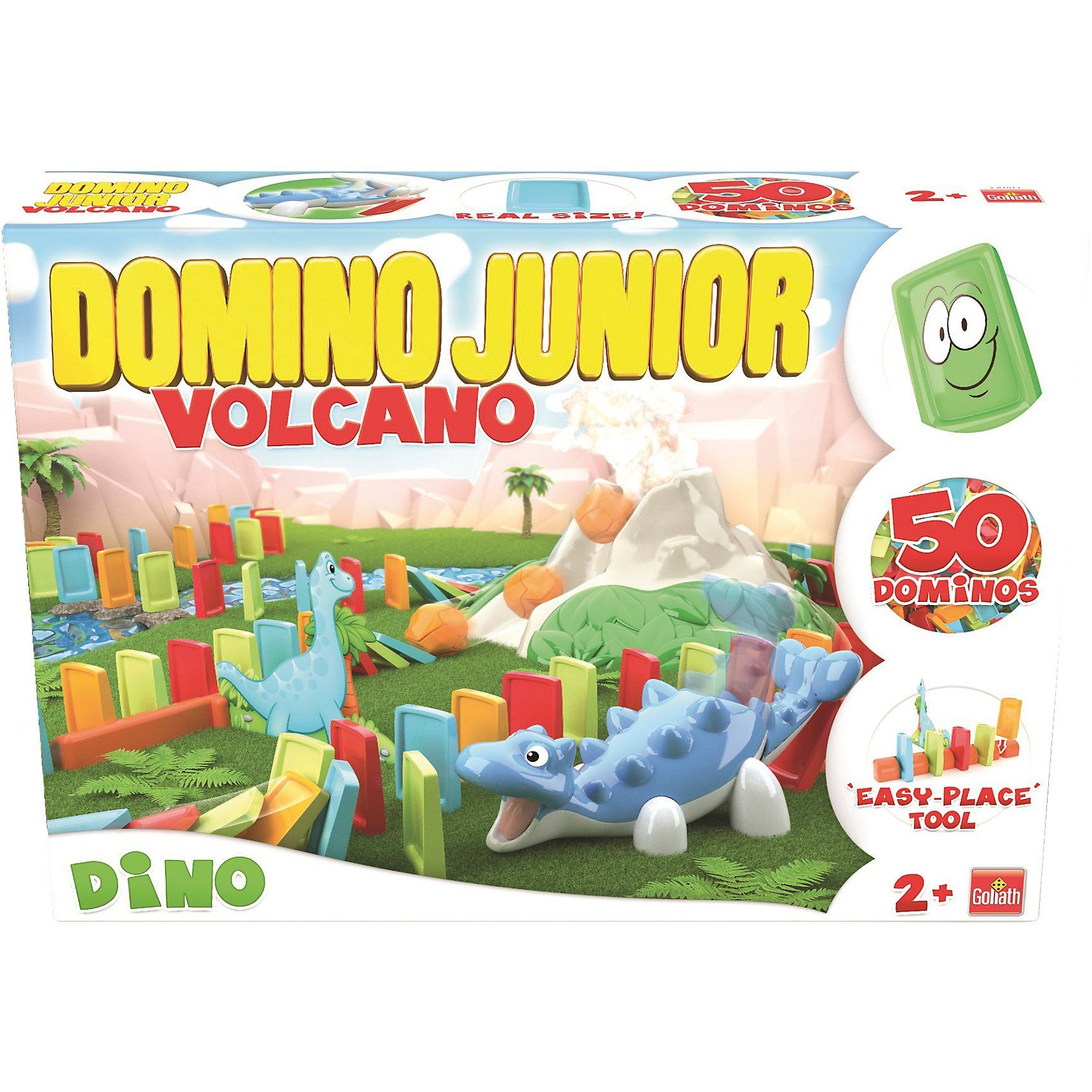 Goliath Domino Express Junior Dino Vulcano