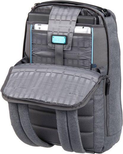 Piquadro Laptoprucksack Ross 4126