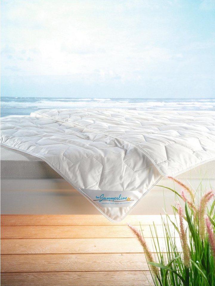 leichtsteppbett summerline tencel f a n leicht online kaufen otto. Black Bedroom Furniture Sets. Home Design Ideas