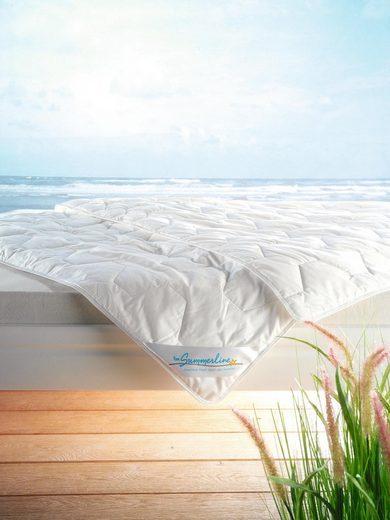 Microfaserbettdecke, »TENCEL®«, f.a.n. Schlafkomfort, Füllung: 100% Lyocell, Bezug: 100% Baumwolle