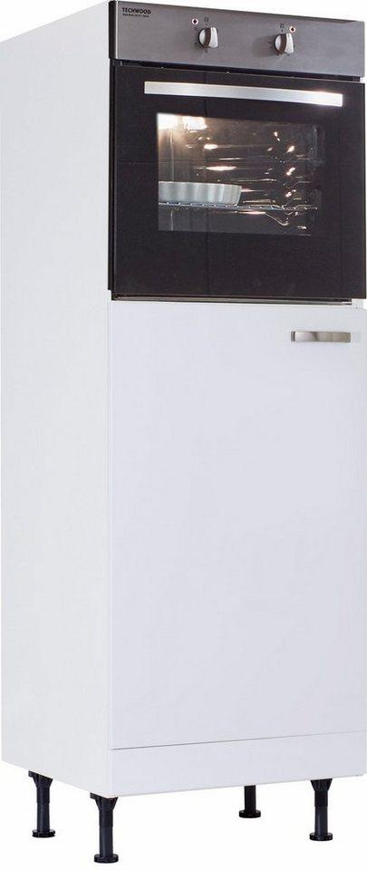optifit cara midi schrank f r backofen einbauk hlschrank online kaufen otto. Black Bedroom Furniture Sets. Home Design Ideas
