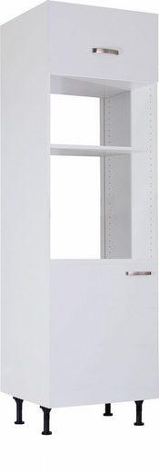 OPTIFIT Backofenumbauschrank »Cara« geeignet für Einbaumikrowellengerät
