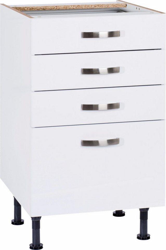 optifit cara unterschrank breite 50 cm 1 schublade online kaufen otto. Black Bedroom Furniture Sets. Home Design Ideas