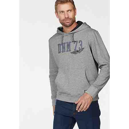 Warm und cool: Herren Sweatshirts und -jacken in großen Größen!