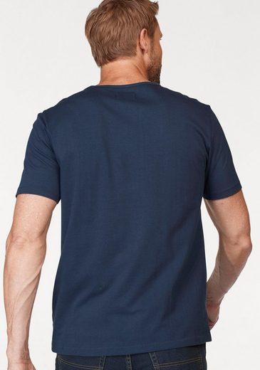 Und Applikation Print T Mit Paddock's shirt BxCzwqcP