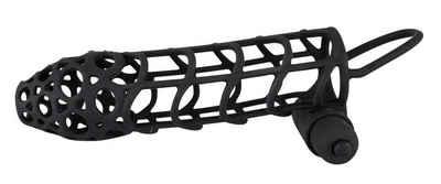 BLACK VELVETS Penishülle »Sleeve + Vibe«, Set 2-tlg., mit Minivibrator