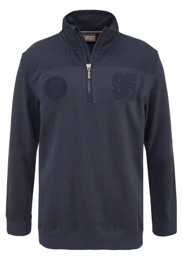 World Sweatshirt Mit Man's Sweatshirt World Stehkragen Man's P4c4tqn8