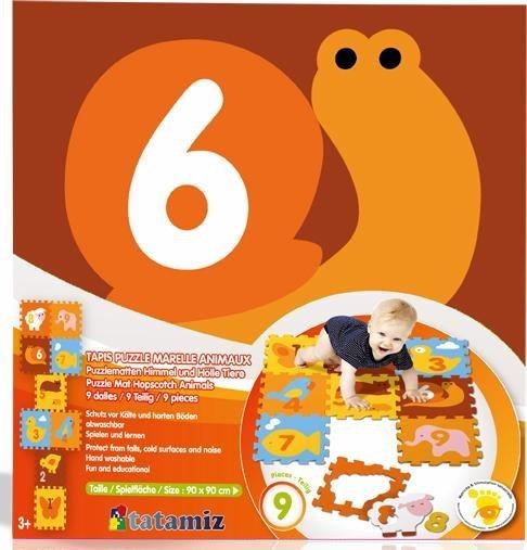 Tatamiz Puzzlematte, 35-teilig,  Tiere  kaufen