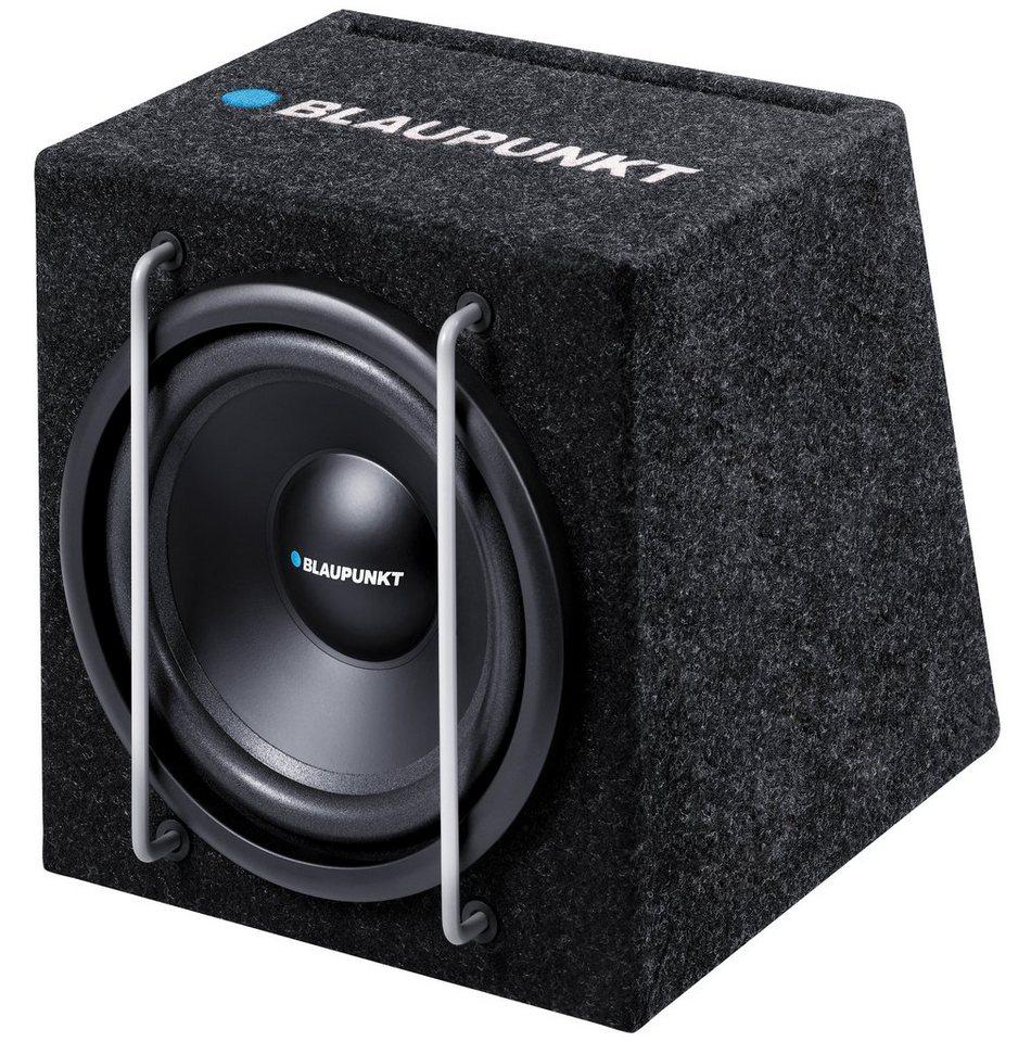 blaupunkt car hifi kompakte aktive bassbox subwoofer. Black Bedroom Furniture Sets. Home Design Ideas