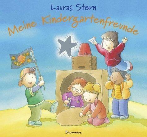 Gebundenes Buch »Lauras Stern - Meine Kindergartenfreunde«