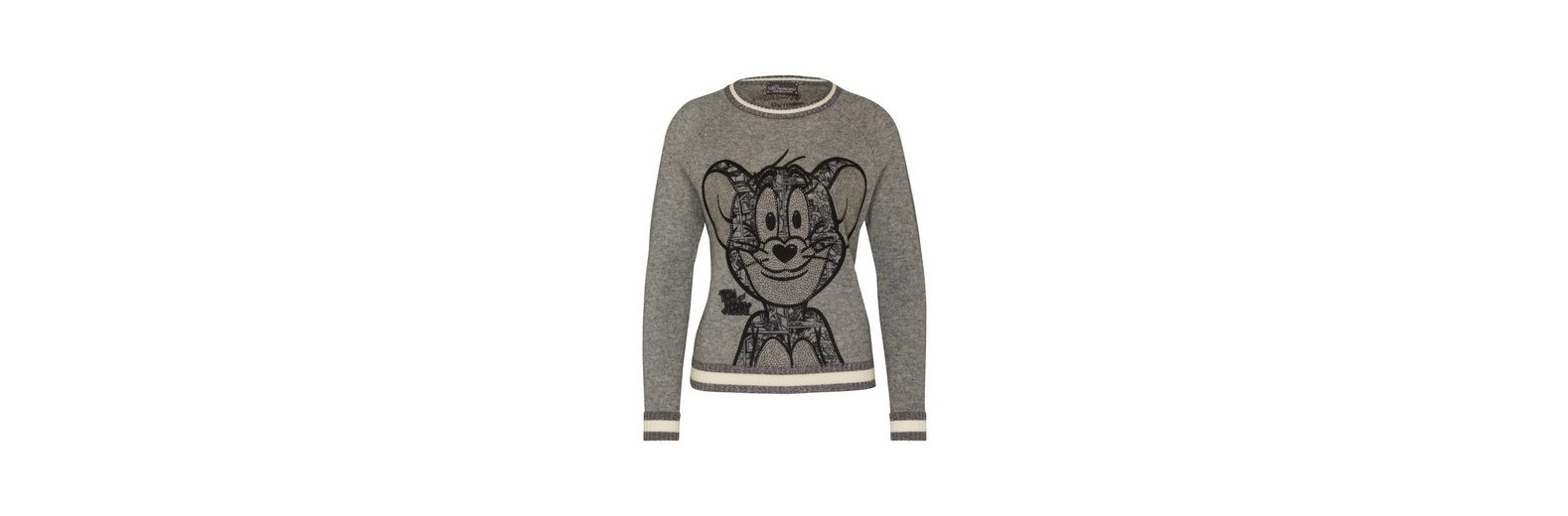 Princess goes Hollywood Wollpullover Jerry Smile, Ziersteine