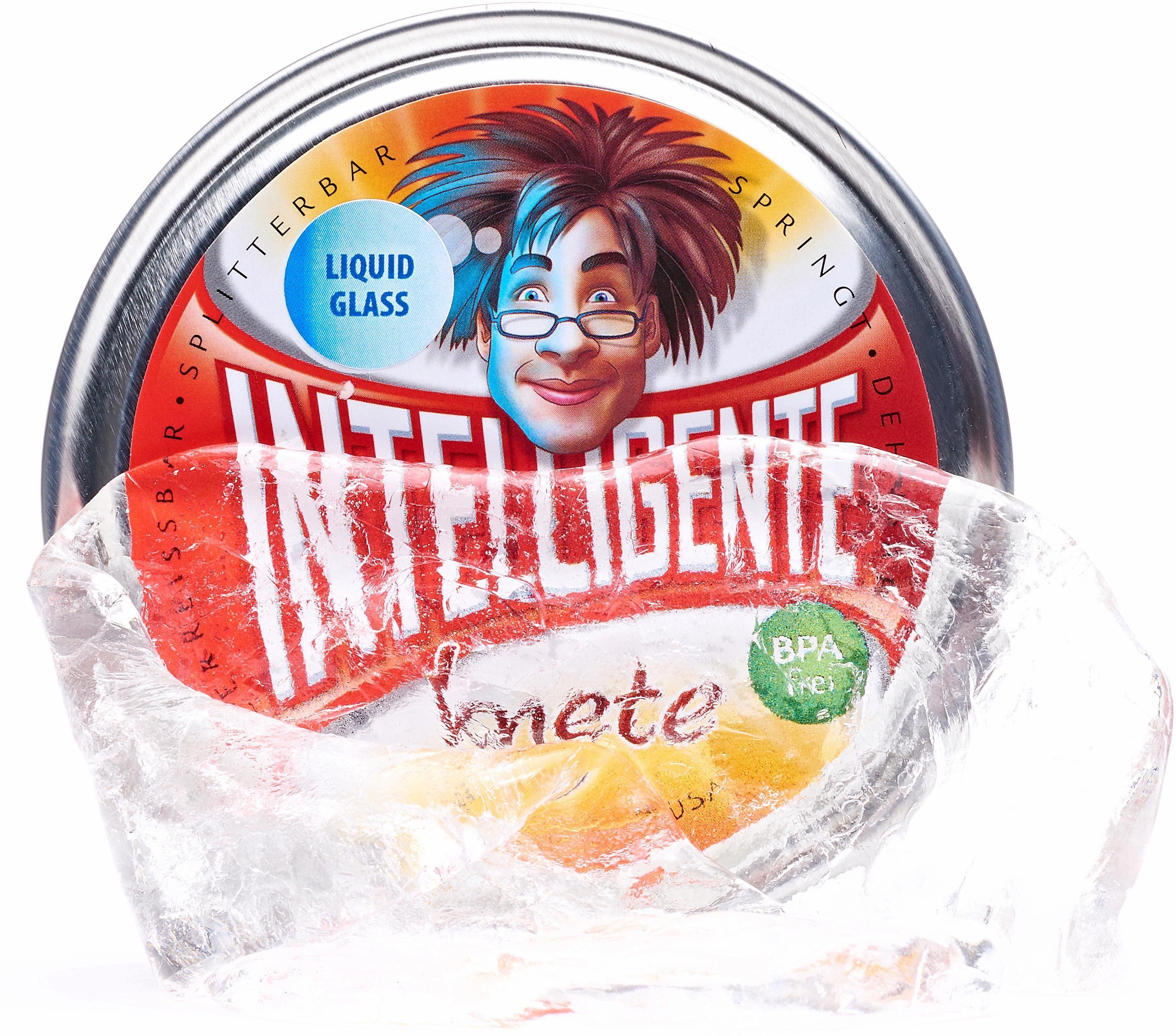 Intelligente Knete Knetgummi, »Liquid Glass«