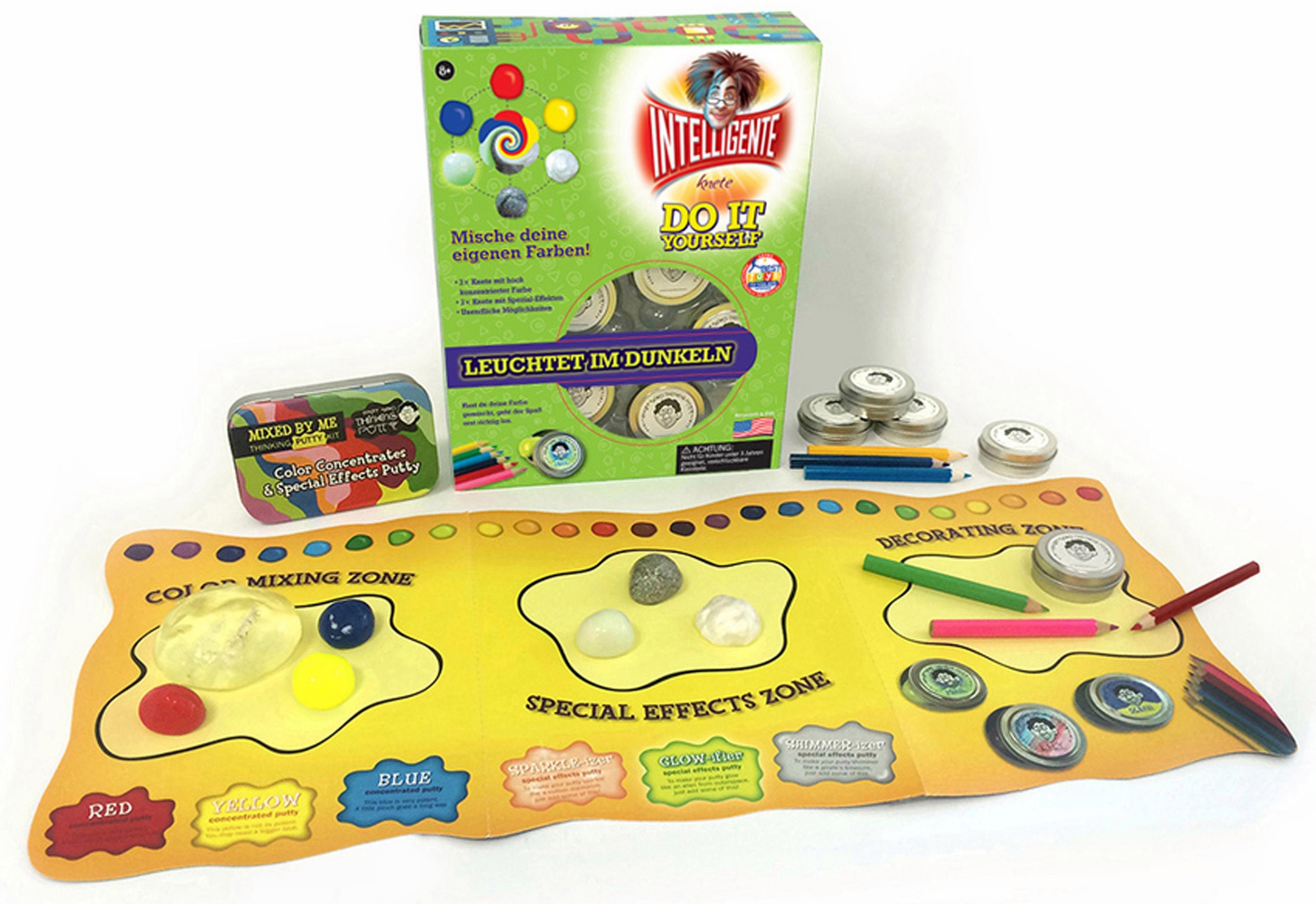 Intelligente Knete Knetgummi Set, »Do It Yourself«