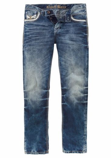 Cipo & Baxx Loose-fit-Jeans OCD 104