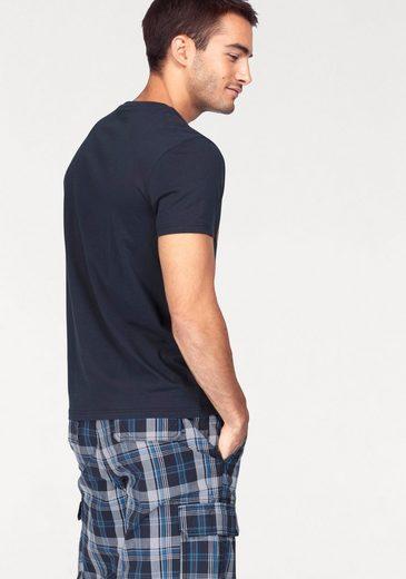 John Devin T-Shirt, mit used Print