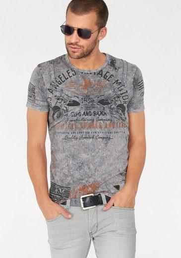 Cipo & Baxx T-Shirt Vintage Motors