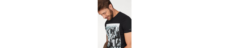 Bruno Banani T-Shirt, mit Fotomotiv