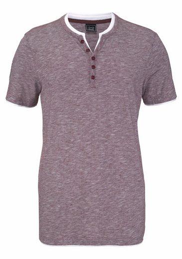 John Devin T-shirt, Dans Layeroptik