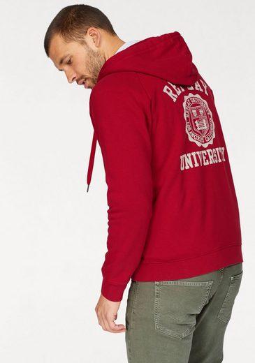 Replay Kapuzensweatshirt, mit Rückenprint