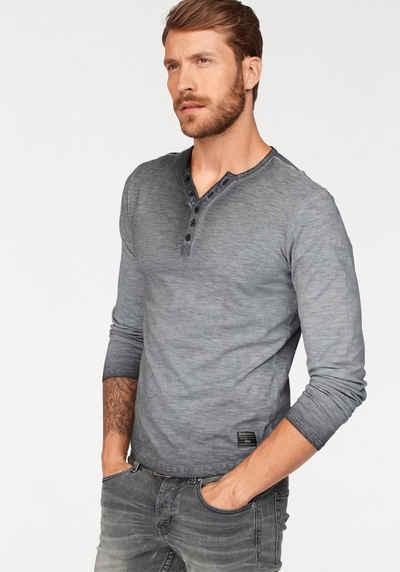 4c535fe288c389 Langarmshirt für Herren online kaufen | OTTO