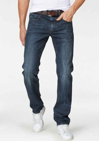 581f9707027897 G-Star RAW Straight-Jeans »3301 Deconstructed«