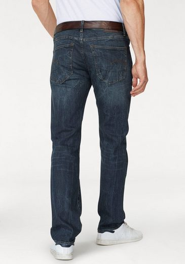 G-Star RAW Straight-Jeans 3301 Deconstructed