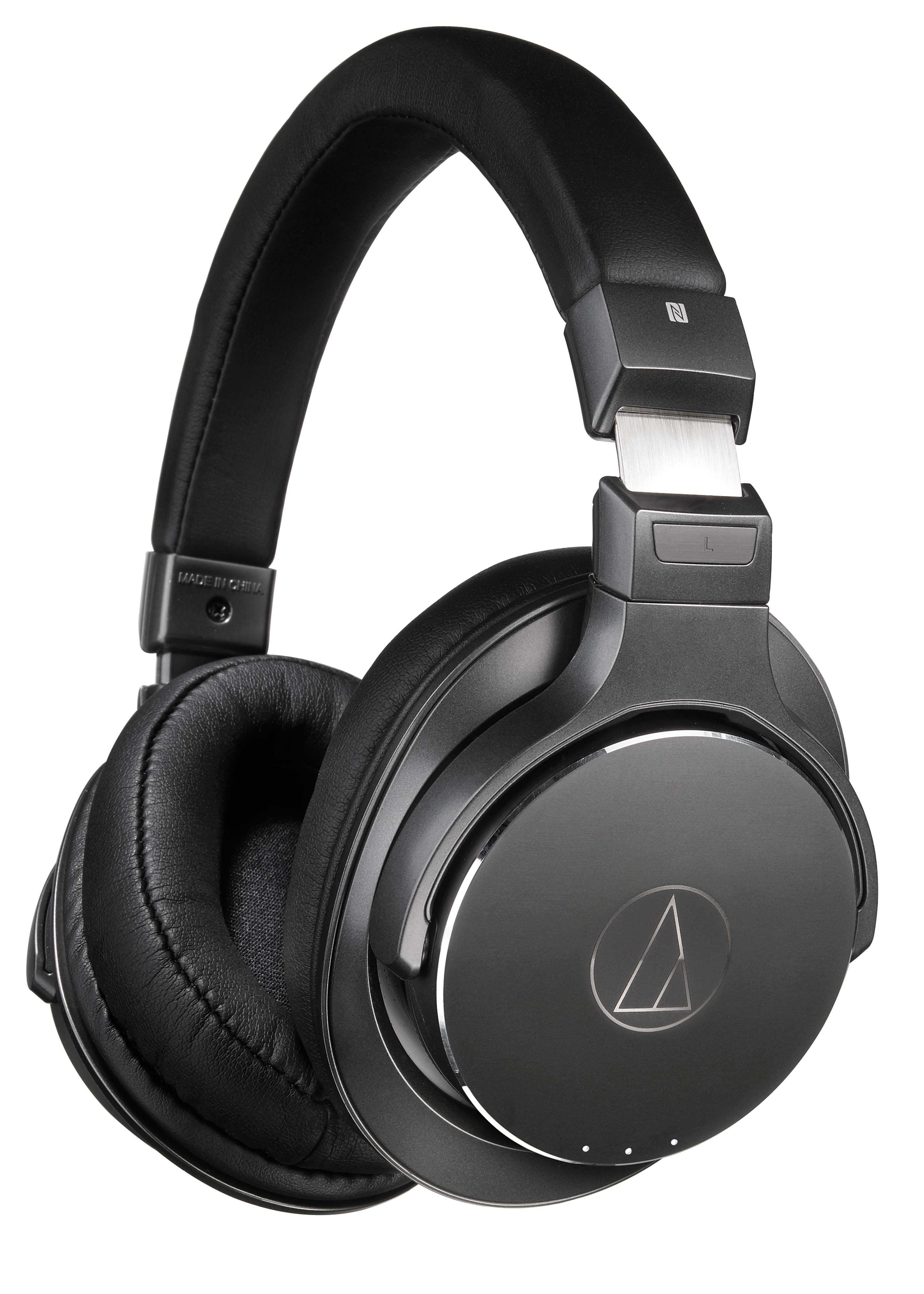 Audio-Technica Wireless / Bluetooth Over-Ear Hi-Res Kopfhörer / Headset »ATH-DSR7BT«