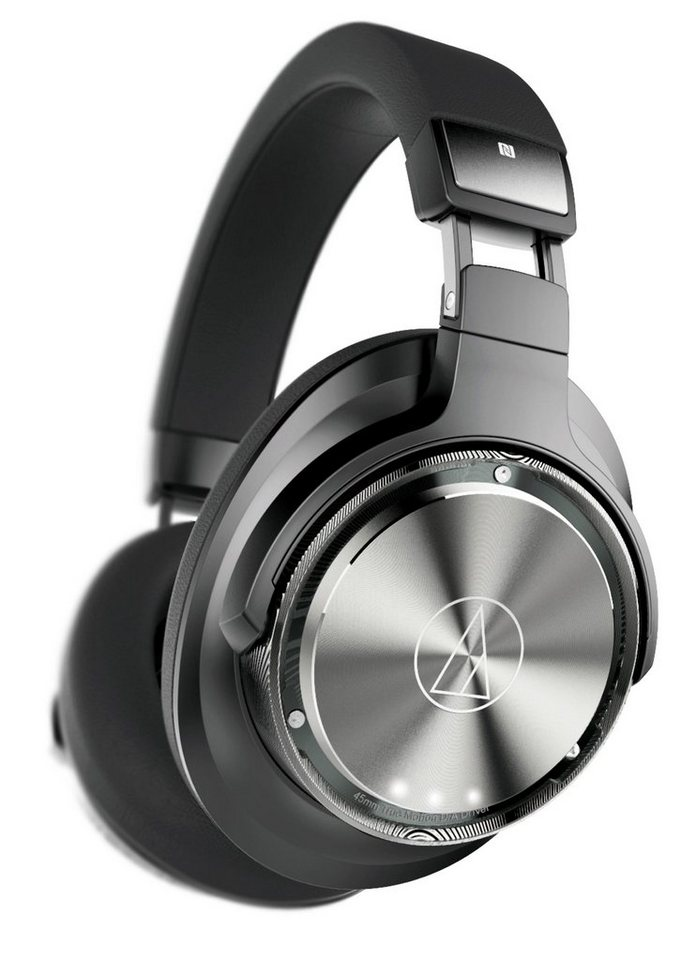 audio technica wireless bluetooth over ear hi res. Black Bedroom Furniture Sets. Home Design Ideas