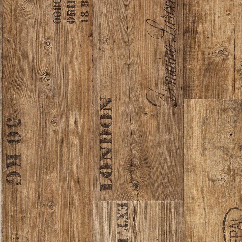 Andiamo PVC Boden »Florenville«, braun, Fußbodenheizung geeignet online  kaufen   OTTO