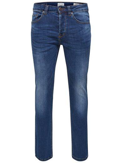 Only & Sons Weft Med Blue Regular Fit Jeans