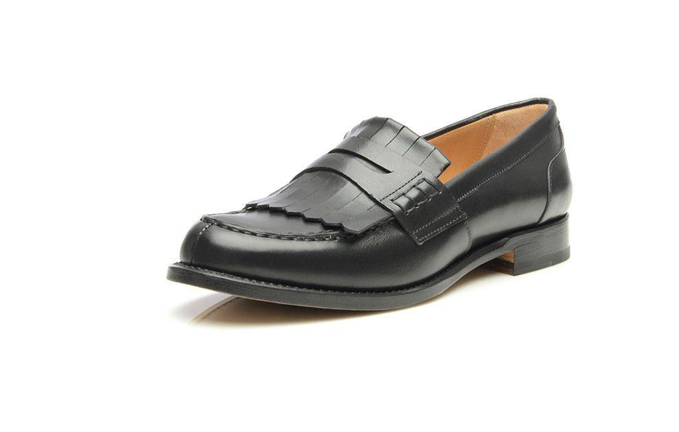 SHOEPASSION »No. 182« Loafer, Rahmengenäht und von Hand gefertigt in Spanien