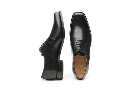 Shoepassion No. 520 Lace Up, Welted And Made By Hand In Spain