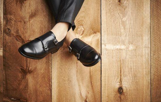 SHOEPASSION No. 195 Schnürschuh, Rahmengenäht und von Hand gefertigt in Spanien