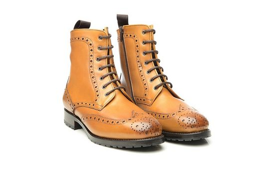 Shoepassion No. 272 winter Ankle Boot, Welted And Made By Hand In Spain