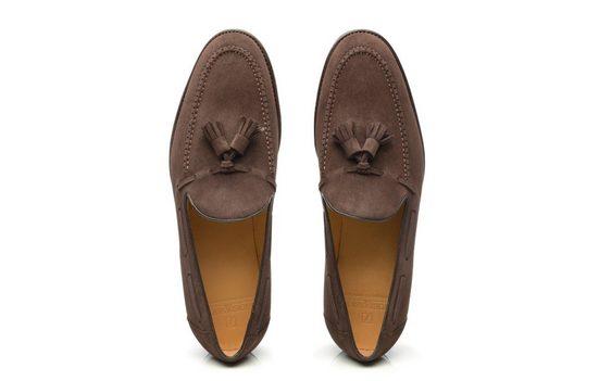 SHOEPASSION No. 734 Loafer, Rahmengenäht und von Hand gefertigt in Spanien