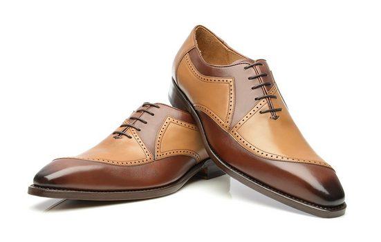 320 Shoepassion Schnürschuh Und In Hand Spanien Rahmengenäht Gefertigt Von No Pwq6r5P