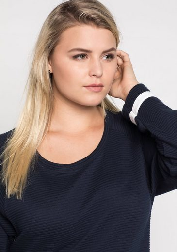 sheeGOTit Sweatshirt, in A-Linien-Form