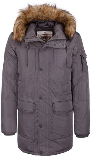 Three Master Parka