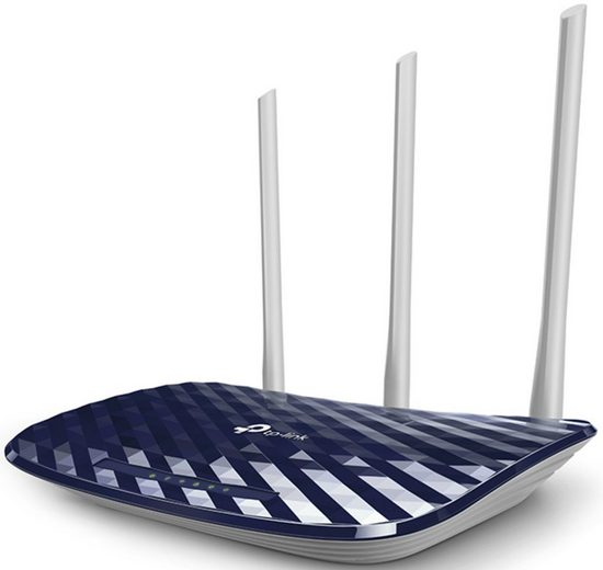 TP-Link »Archer C20 AC900 Dual Band Wireless Router« WLAN-Router