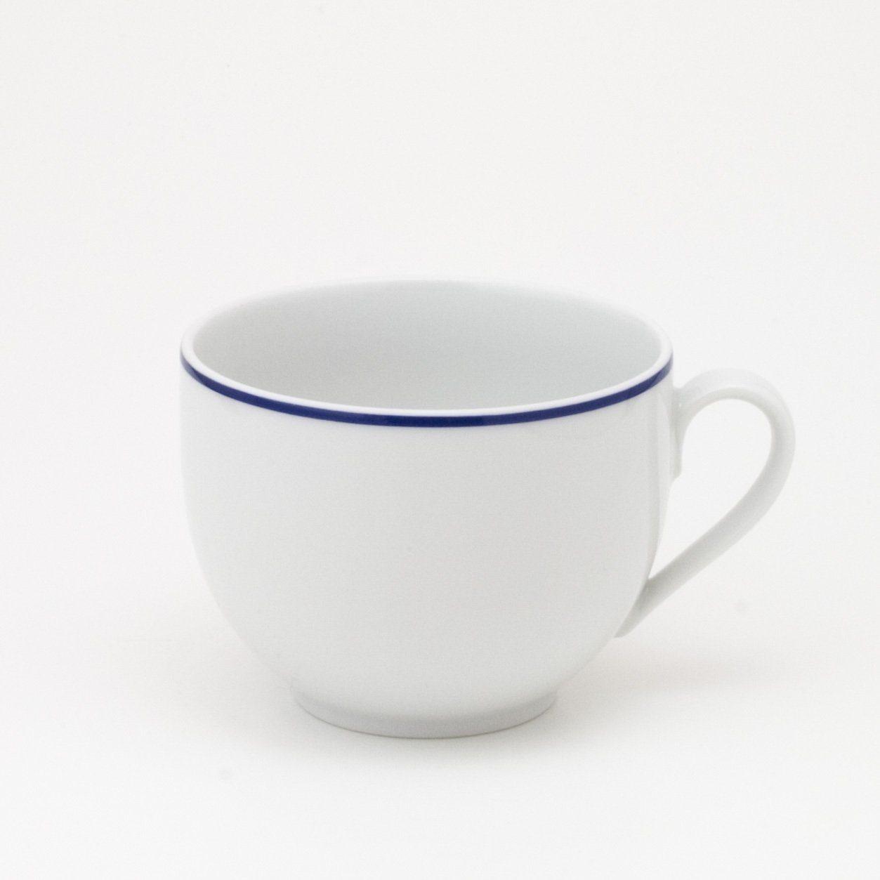 Kahla Kaffee-Obertasse »Aronda Blaue Linie«