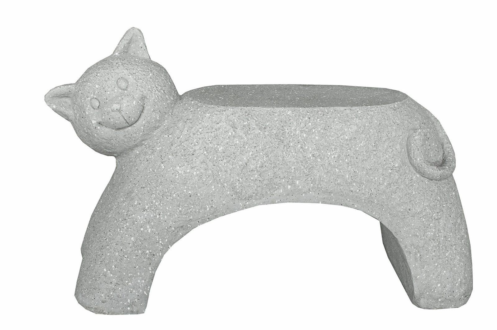 HTI-Line Sitzbank »Katze«