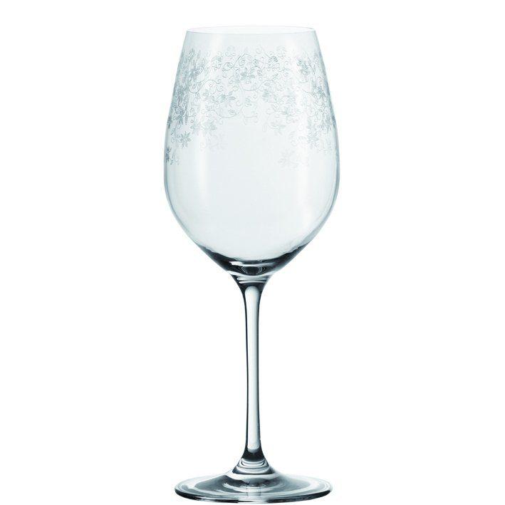Leonardo Rotwein Glas »Chateau«